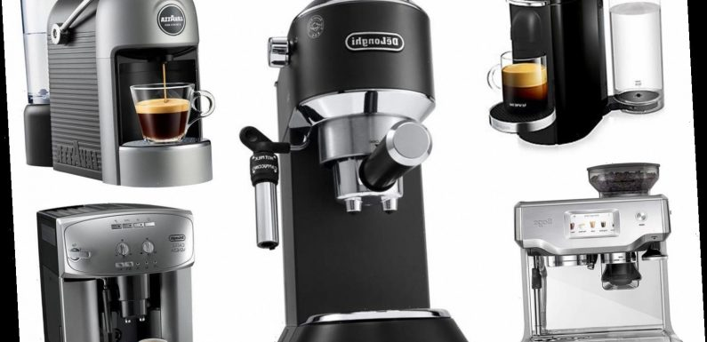 Best Coffee Machines 2021 | The Sun UK