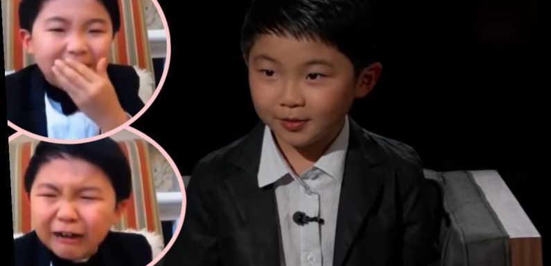 Minari's Alan Kim Steals The Hearts Of Twitter After His Emotional Acceptance Speech At The Critics Choice Awards!