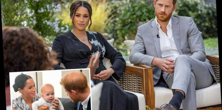 Archie was never in line to be a prince despite Meghan Markle's claim he was barred amid concerns over his skin colour