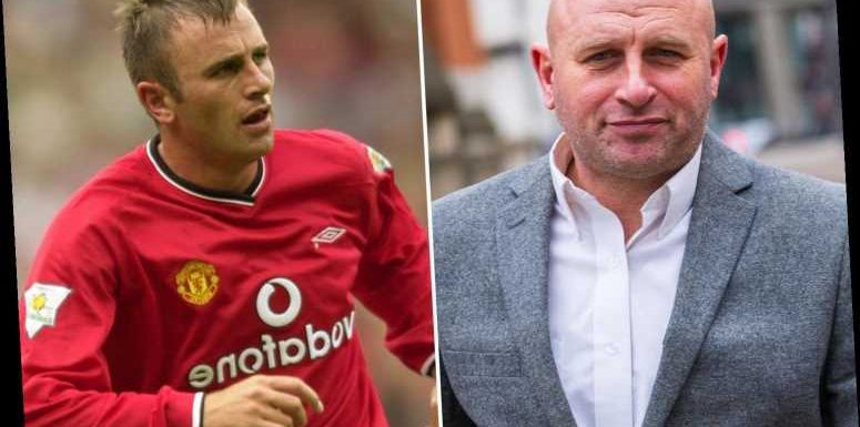 Ex-Manchester Utd star Ronnie Wallwork escapes jail after fracturing man's eye socket in pub brawl over new trainers
