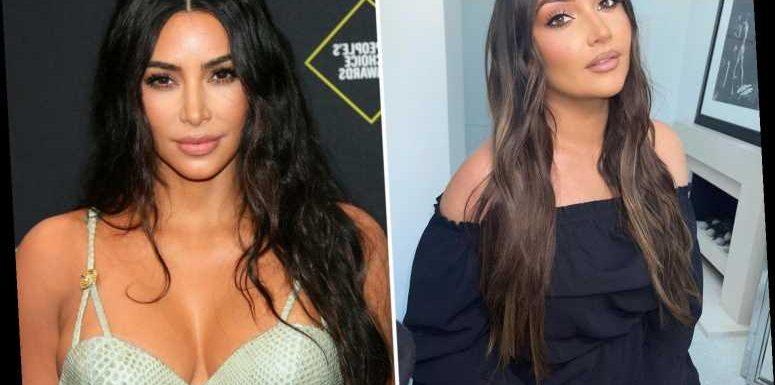 Jacqueline Jossa channels Kim Kardashian as she wows fans in very glam selfie