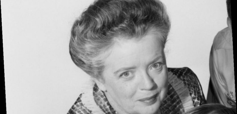 'The Andy Griffith Show': Frances Bavier Agreed to Reprise Aunt Bee Role in 'Mayberry R.F.D' Because of Flattery