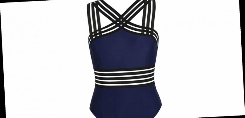 This Classy One-Piece Swimsuit Is an Amazon Bestseller, and Here's Why