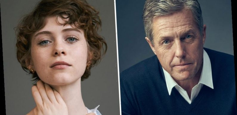 Hugh Grant To Play Villain in Paramount And eOne's Untitled 'Dungeons & Dragons' Pic; 'It' Star Sophia Lillis Also On Board