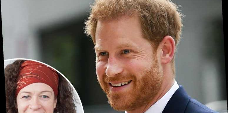 Prince Harry is joining our industry at a crucial time as we build back a better world