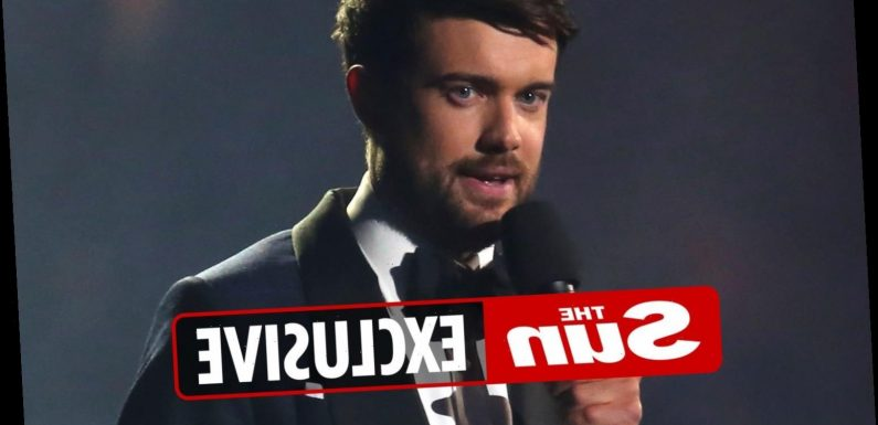 Comedian Jack Whitehall 'honoured' as he will host the Brit Awards for a fourth time