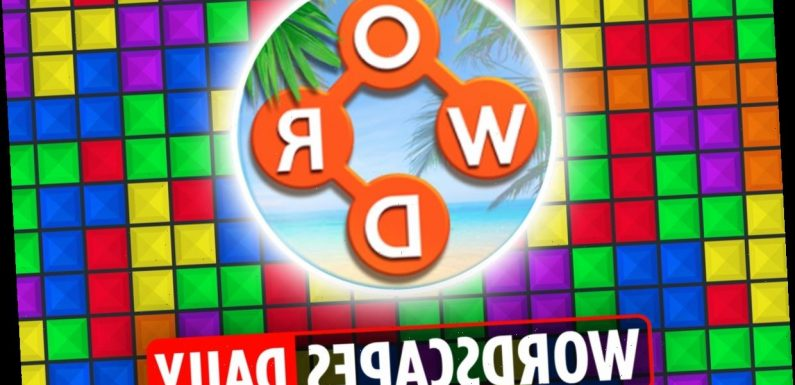 Wordscapes daily puzzle Friday March 26: What are the answers today?