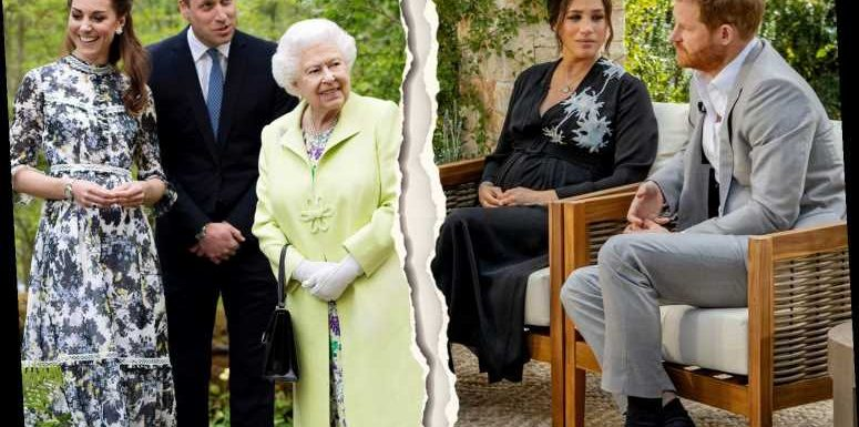 Meghan Markle plunges royal family into worst crisis in decades after accusing The Firm of being 'liars'
