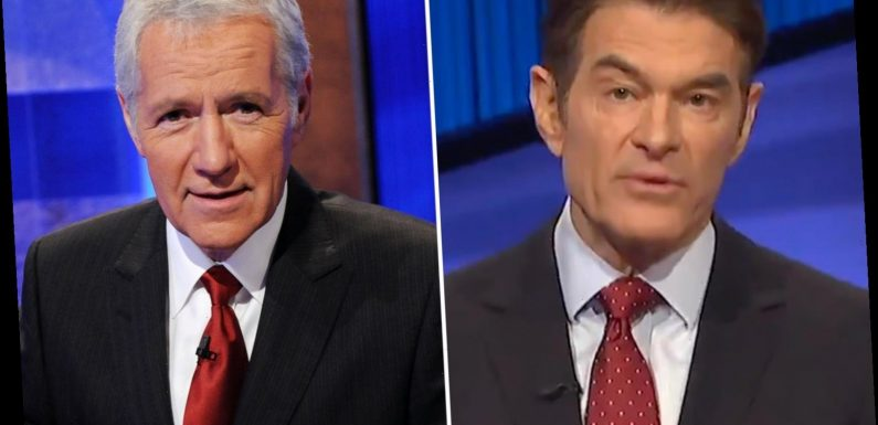 Jeopardy! contestants petition to remove Dr Oz as guest host and claim TV doc's medical advice is 'baseless and wrong'