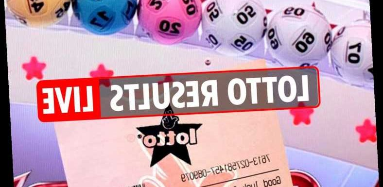 Lotto results LIVE: National Lottery numbers and Thunderball draw tonight, March 24, 2021