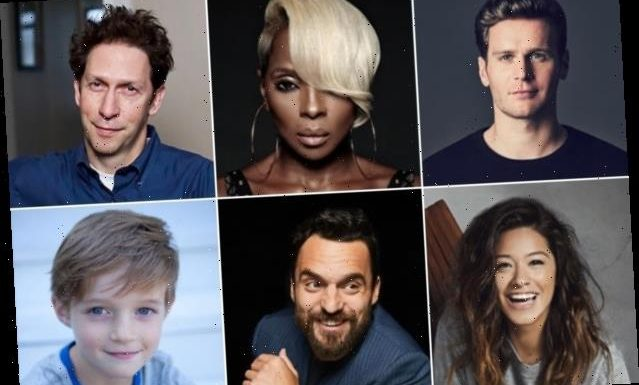 'Lost Ollie': Jonathan Groff, Mary J Blige, Gina Rodriguez to Star