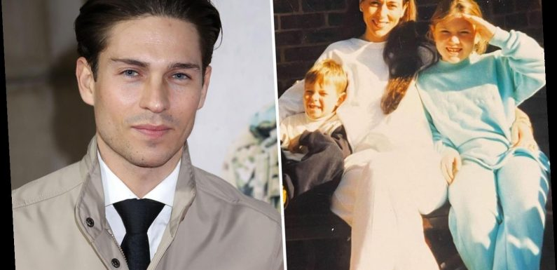 Joey Essex says his 'heart secretly aches every day' for mum 20yrs after her death as he pays tribute on her birthday