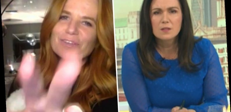 Good Morning Britain viewers slam show with 144 Ofcom complaints after Patsy Palmer is branded 'an ex addict'