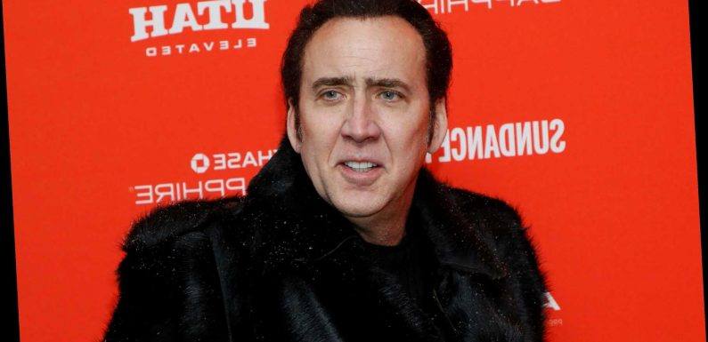 Is Nicolas Cage married?