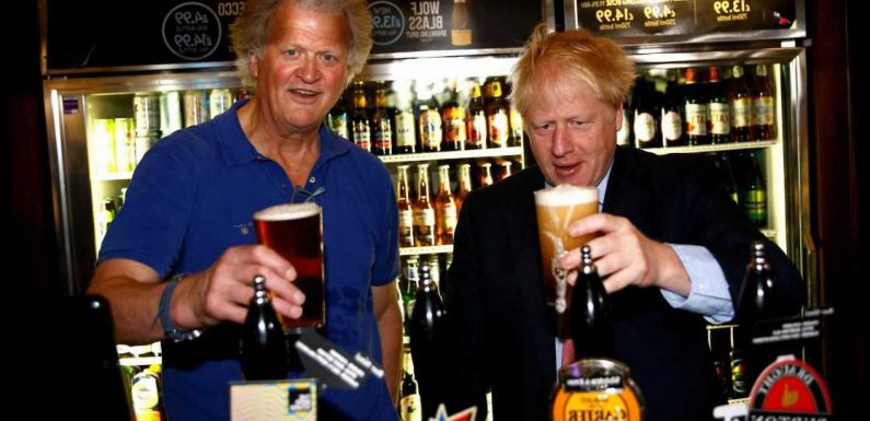 Wetherspoons boss warns vaccine passports would be final straw for struggling pubs