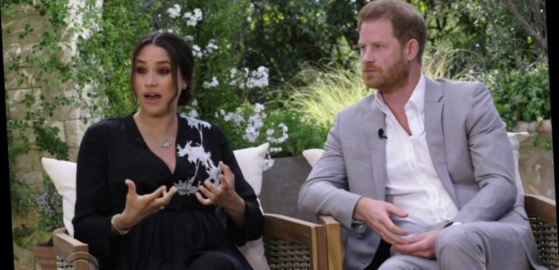 Meghan Markle and Prince Harry's ITV Oprah interview complaints rise to more than 5,000