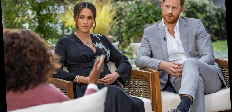 Meghan Markle and Prince Harry Oprah interview slammed as 'unbalanced piece of theatre' in 4,398 Ofcom complaints