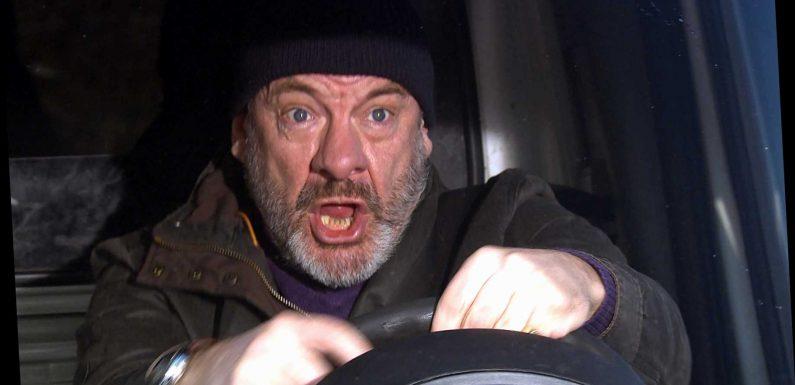 Emmerdale spoilers: Jimmy King left fighting for his life as he loses control of van in horror crash