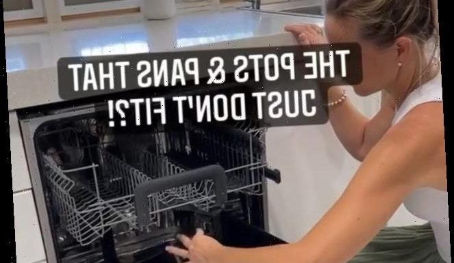 Mum reveals how to fit all your pots & pans into the dishwasher with nifty stacking trick – and it takes seconds to do