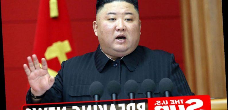 North Korea 'fires short-range missiles' in despot Kim Jong-un's first challenge to Biden