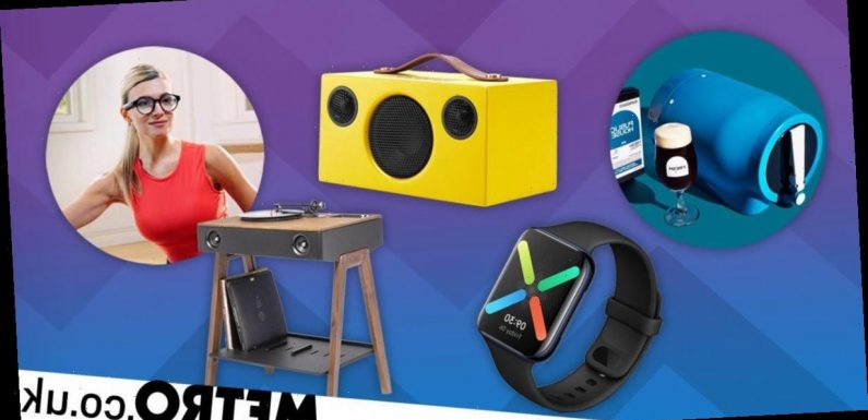 Clocks, speakers and gadgets for your gaff on this week's Lust List