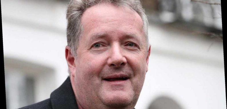 Piers Morgan says a troll threatened to murder him over Meghan Markle comments