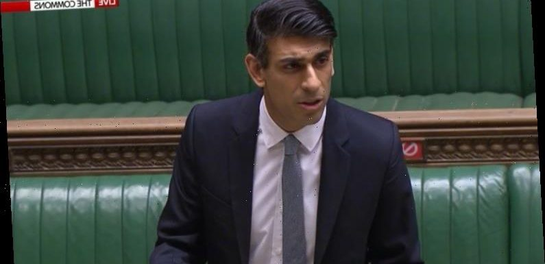 Rishi Sunak vows to use Budget to build 'fairer and more just country' in memory of those lost to Covid