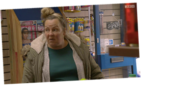 EastEnders fans outraged as Karen Taylor proudly admits she is an anti-vaxxer