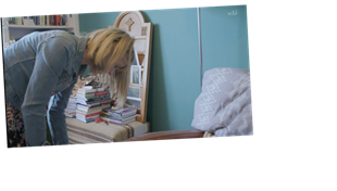 Kate Garraway is keeping a newspaper from every day husband Derek is in hospital so he can read them when he comes home