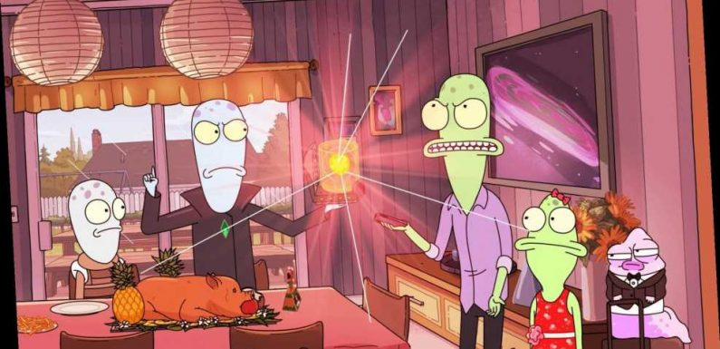'Solar Opposites' Review: Hulu Animated Alien Comedy Goes on Chaos Autopilot for Season 2