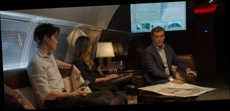 Renny Harlin's Pierce Brosnan Starrer 'The Misfits' Gets U.S. & Int'l Deals, First Look Image