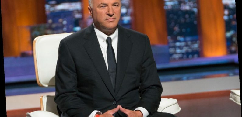 What is Kevin O'Leary's net worth from Shark Tank?