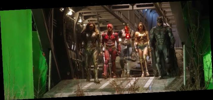 Watch: 'Zack Snyder's Justice League' Featurette Shows the Making of Snyder's Superhero Epic