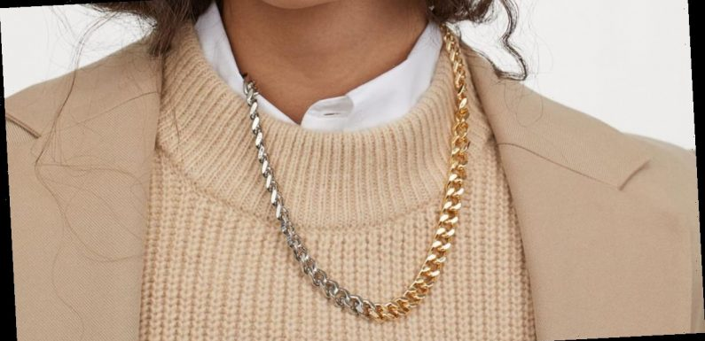 19 Chain Necklaces You'll Happily Replace Your Old Ones With