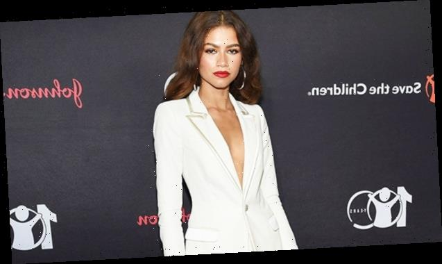 24 Stars Slaying In Blazers & Jackets With Nothing Underneath: Zendaya & More