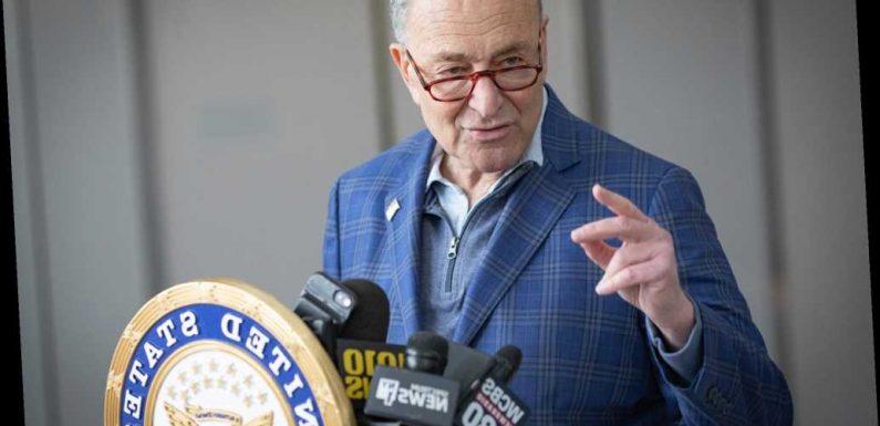 Schumer spokesman:  Federal pandemic relief eliminates NYS deficit