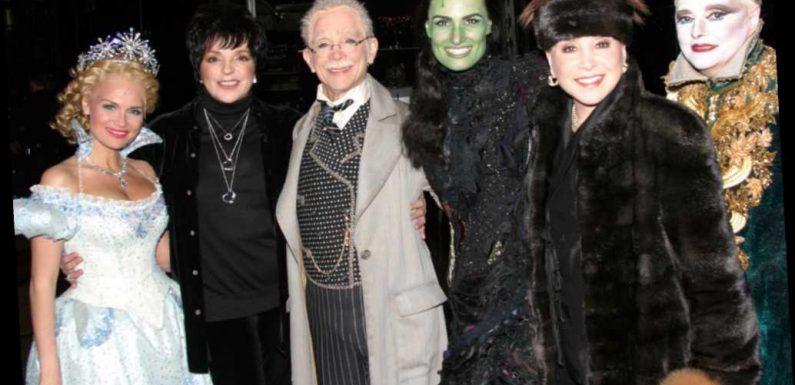 Cindy Adams: A happy (early) 75th birthday to my friend, Liza Minelli