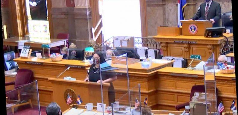 Emotional Colorado lawmakers debate gun laws in wake of mass shooting