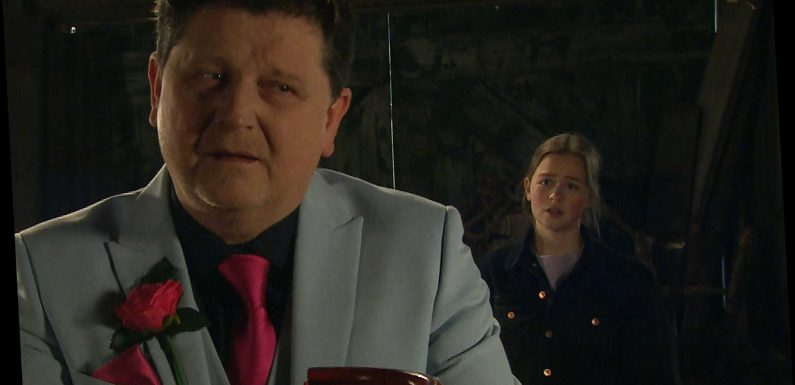 Emmerdale spoilers: Liv Flaherty confronts abusive Paul Ashdale after she discovers the truth about Vinny's beatings