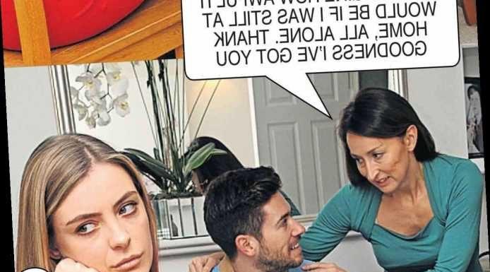 Lola resents having her boyfriend's mum in their social bubble