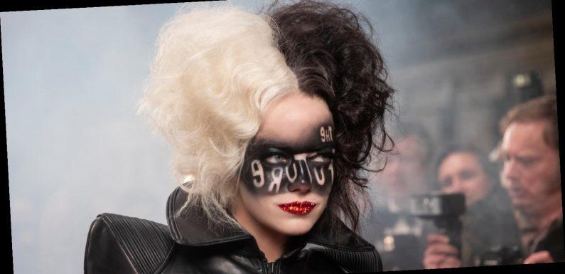 Emma Stone Speaks to 'Cruella' & 'Joker' Comparisons