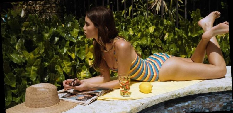 Psst . . . We Found the Most Flattering One-Piece Swimsuits For Your Petite Body