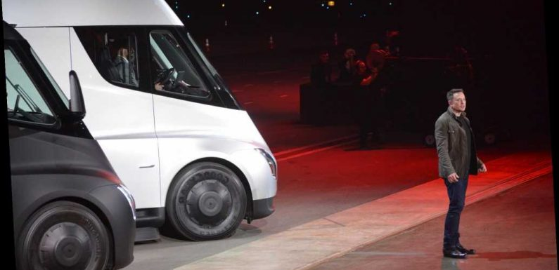 Elon Musk's Starlink wants to connect trucks, ships to the internet