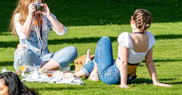 Brits looking for staycation face scorching summer with weeks of sunshine
