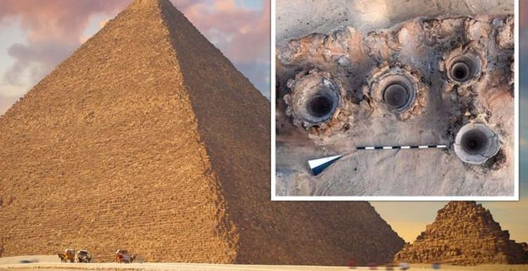 Egypt breakthrough: Great Pyramid mystery unravels with 'Industrial-scale' brewery find