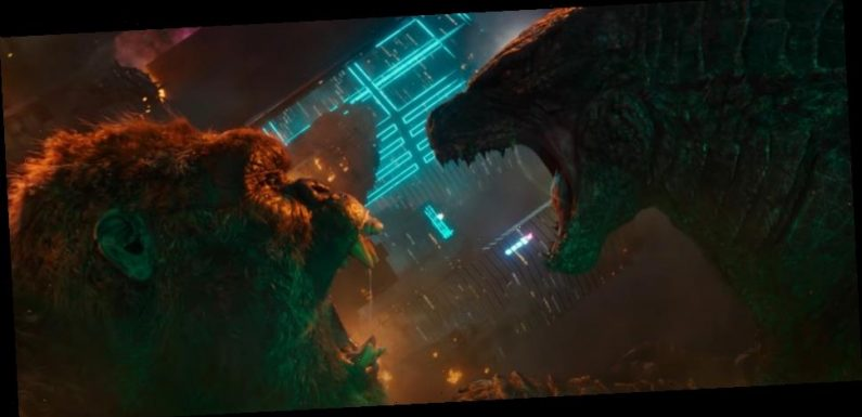 'Godzilla vs. Kong' TV Spot: The World Needs Kong