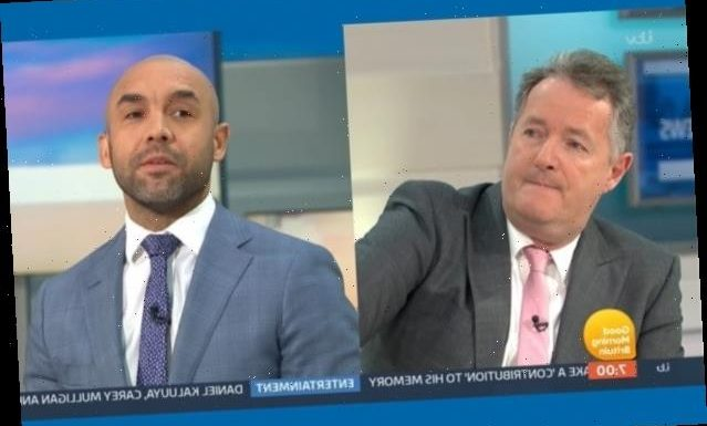 Piers Morgan's Former Co-Host Responds to His Resignation