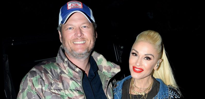 Gwen Stefani Shares How Kissing Blake Shelton Adds to Her Beauty