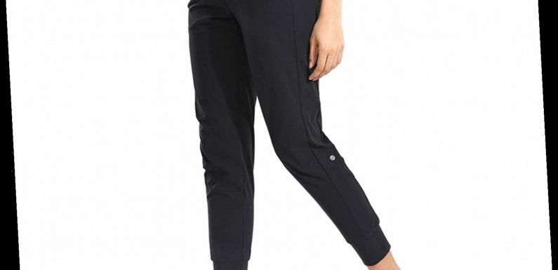 Amazon Shoppers Say These $35 Quick-Dry Joggers Rival Similar Pairs from More Expensive Brands