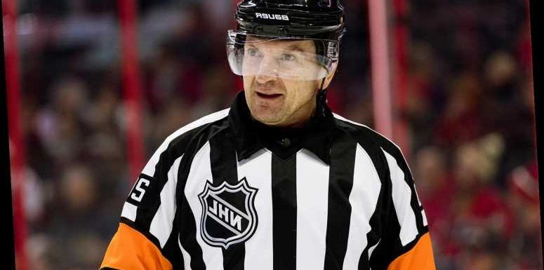 NHL Referee Tim Peel Fired After Caught on Hot Mic Saying He 'Wanted to' Call Penalty on Nashville Predators